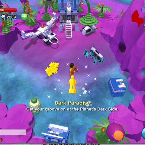 Boom box location in Planet's Dark Side.