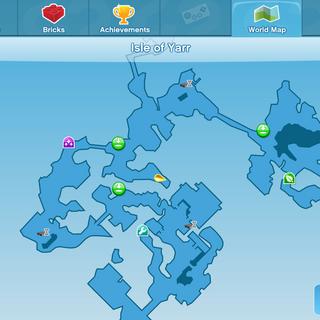 Making Friends Location World Map