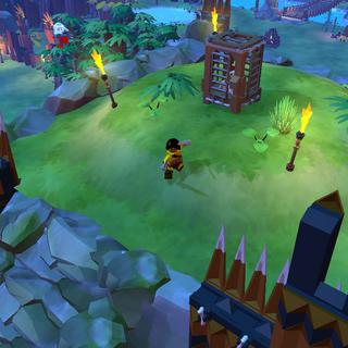 Chicken Suit Guy in Treasure Island