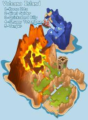Volcano Island Champ