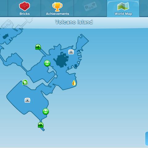 More Like Smashophobia! Location World Map