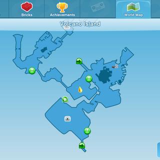 Smash the Altar Location World Map