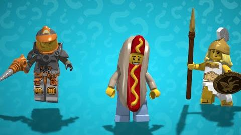 LEGO Minifigures - Online Game Trailer