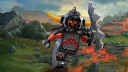 Ash Attacker CGI