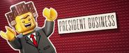 Prezes Biznes - Grafika promocyjna