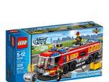 60061 Lotniskowy wóz strażacki