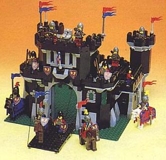 6086 Zamek Czarnego Rycerza Legopedia Fandom Powered By Wikia