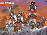 6093 Zamek wojowników Ninja