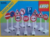 6315 Znaki drogowe