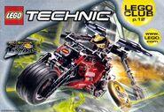 Katalog okładka 2000 Ameryka Technic