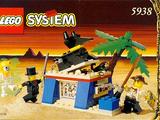 5938 Skarb bogini Anubis