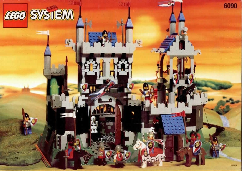 6090 Zamek Króla Lwa Legopedia Fandom Powered By Wikia
