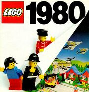 Katalog okładka 1980 Europa