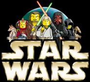 Logo Star Wars Episode I z 1999 r.