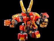 70500 Ognisty robot Kaja 4