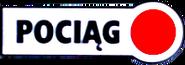 Logo Pociąg Polska 1992-2002