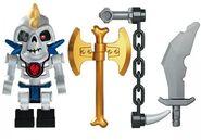 Nuckal i jego bronie