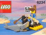 6234 Tratwa z piratem