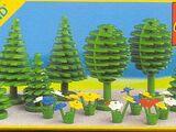 6317 Drzewa i kwiaty