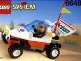6648 Samochód terenowy z elastycznym zawieszeniem