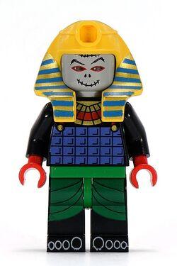 Brickset Pharaoh Hotep