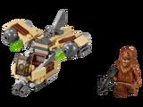 75129 Okręt bojowy Wookiee