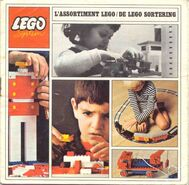 Katalog okładka 1967 Belgia