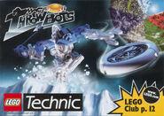 Katalog okładka 1999 Ameryka Technic