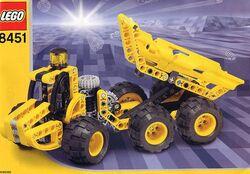 Lego 8541