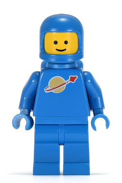 Niebieski Kosmonauta
