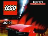 30191 Ciężarówka Scuderia Ferrari