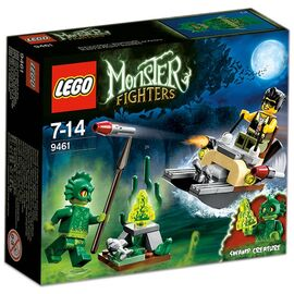 LEGO MONSTER FIGHTERS-mocsarlako 9461 9461 LRG
