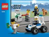 7279 Kolekcja minifigurek policyjnych