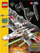 Katalog okładka 2012 USA wiosna