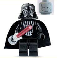 Darth Vader LIght UP