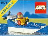 6508 Motorowa łódź wyścigowa