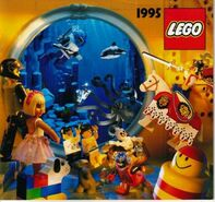 Katalog okładka 1995 Europa