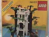 6077 Zamek Robina na wodzie