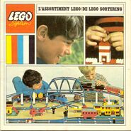 Katalog okładka 1968 Belgia