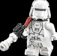 75100 Snowtrooper Officer