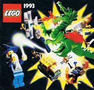 Katalog okładka 1993 Niemcy i Polska