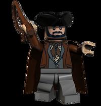 Lego-HorseCoachdriver