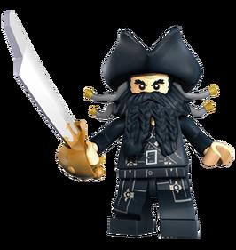 Lego-Blackbeard