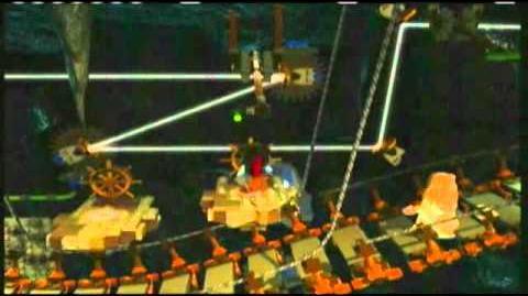 Lego Pirates of the Caribbean - Part 3 of Smuggler's Den