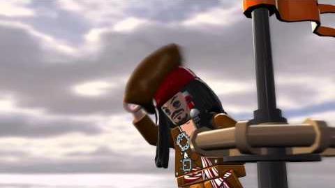 Teaser trailer -- LEGO Pirates of the Caribbean The Video Game