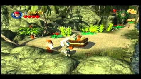 Lego Pirates of the Caribbean - Pelegosto Part 2