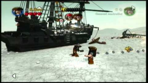 Lego Pirates of the Caribbean - Part 1 of Davy Jones' Locker