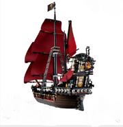 Blakc Pearl Lego