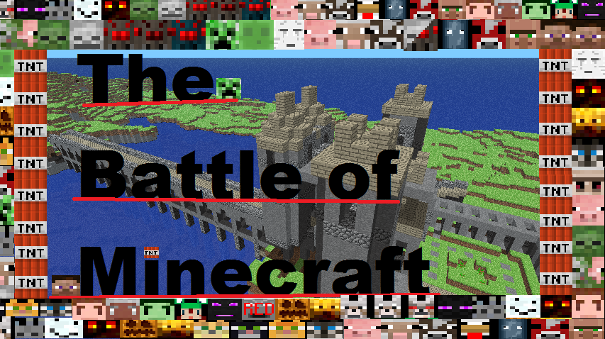 Visit The Battle for Minecraft