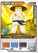 Sensei card